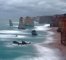 12 Apostles - Great Ocean Road by Wendy  Meder