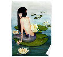 PaiMei the mermaid Poster