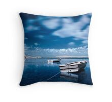 Diaphones Throw Pillow