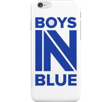 BOYS IN BLUE - Team EnVyUs iPhone Case/Skin