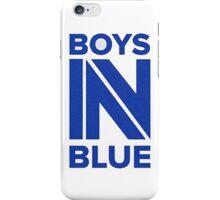 BOYS IN BLUE - Team EnVyUs iPhone Case/Skin