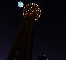 Reunion Tower by Terence Russell