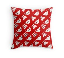 Dragon Rider Throw Pillow