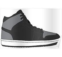 "Air Jordan I (1) ""Shadow"" Poster"