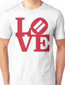 Equality In Love Unisex T-Shirt