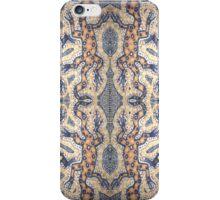 Aboriginal Reptile iPhone Case/Skin