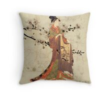 Dream Land Throw Pillow