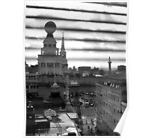Trafalgar Square London Poster