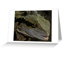 Dressed to Thrill Greeting Card