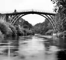 The Ironbridge  by violetstar