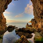 Mount Martha Pillars 002 by Michael Sanders