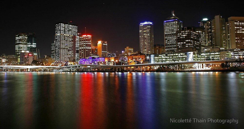 Brisbane by Nicoletté Thain Photography