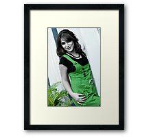 Chandani VI Framed Print