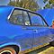 Blue LC GTR Torana by Clintpix