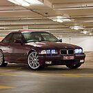 BMW E36 328i by Andre Gascoigne