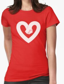 Valentine's day #02 Womens Fitted T-Shirt