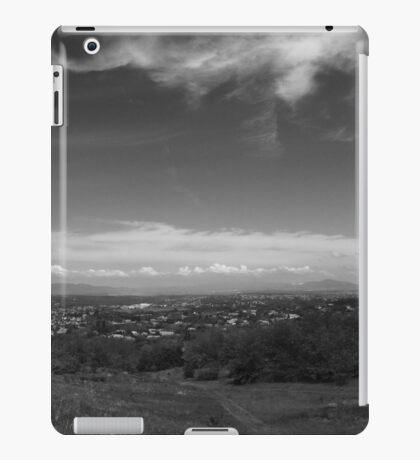 Margita View in BW iPad Case/Skin