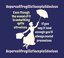 Super Poppins by Andrew Alcock