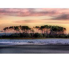 Sunrise at Waites Island Photographic Print