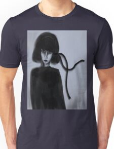 The Black Ribbon Updated Unisex T-Shirt