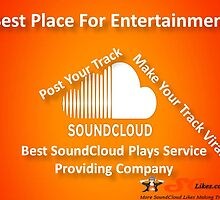 Tutorial to Get SoundCloud Plays on your Track by jennyarnold