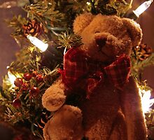 Teddy Bear Christmas by bcollie