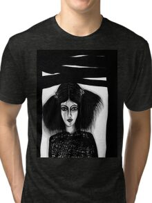 Black Window Updated Tri-blend T-Shirt
