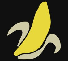 BANANA in yellow by jazzydevil