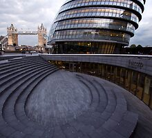 London City Hall by jakubgloser