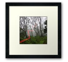 Can You Feel It Framed Print