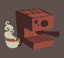 Italian coffee machine! espresso by jazzydevil