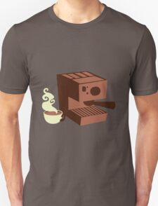 Italian coffee machine! espresso Unisex T-Shirt