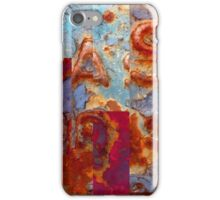 Metal Mania - No.7 iPhone Case/Skin