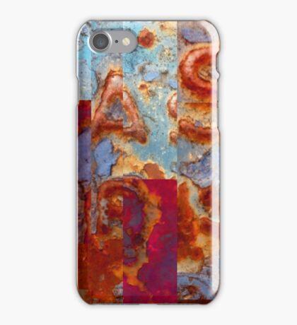 Metal Mania - No.7 iPhone Case/Skin