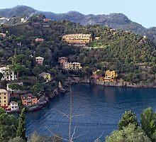 Portofino, Italy by Tutelarix