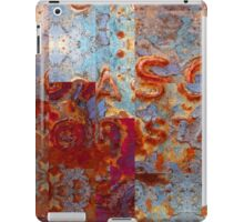 Metal Mania - No.7 iPad Case/Skin