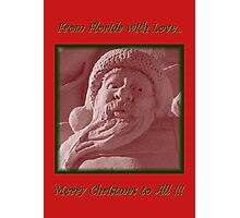 Christmas From Florida ~ Part Two Photographic Print