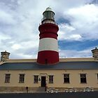 L'Agulhas Lighthouse by fourthangel
