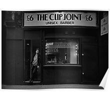 the clip joint Poster