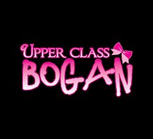 UPPER class bogan with girly bow by jazzydevil