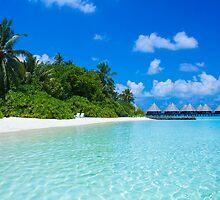 Honeymoon in the Maldives by Atanas Bozhikov NASKO