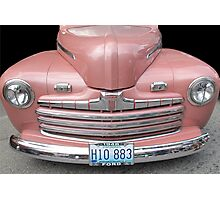 1946 Ford Pinkie  Photographic Print