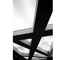 Lunchroom Ceiling Photographic Print