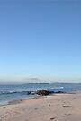 Templestowe Beach, Tasmania by Morag Anderson
