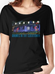 Gnomes in the Clocktower Women's Relaxed Fit T-Shirt