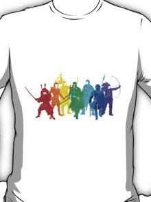 Warriors (Rainbow) T-Shirt
