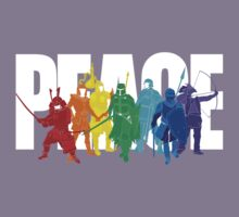 Guardians of Peace (Rainbow) by satorenalin