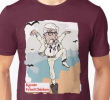 Karate Fried Chicken Unisex T-Shirt