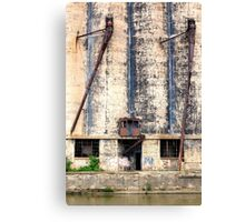Buffalo's Waterfront Property Canvas Print