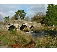 Postbridge Photographic Print